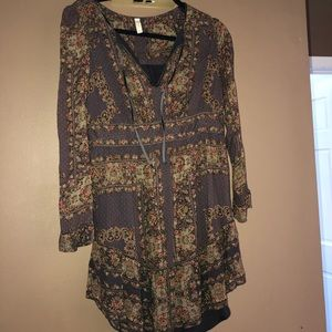 Free people dress sz small